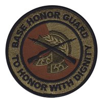 USAF Base Honor Guard OCP Patch