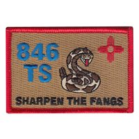 846 TS Hat Patch
