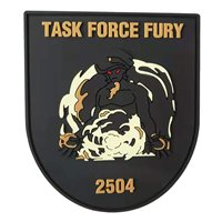 AFOSI EDET 2504 TF Fury Patch