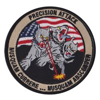 Precision Attack Program Office Patch