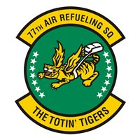 77 ARS Patch