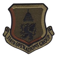 316 OG OCP Patch