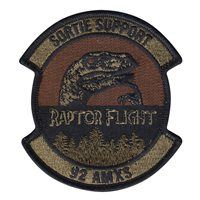 92 AMXS Raptor Flight OCP Patch