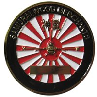 14 FS Coin Custom Air Force Challenge Coin