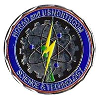 NORTHCOM S&T Coin
