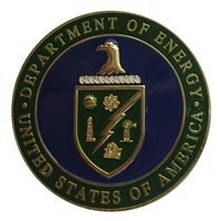 Department Of Energy Coin
