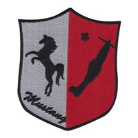 434 FTS Mustang Patch