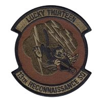 13 RS OCP 3.5 inch Patch