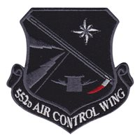 552 OG Stan Eval Wing Patch