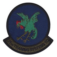 29 TSS Subdued Patch