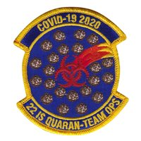 22 IS Quaran Team OPS Patch