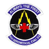 43 AES Patch