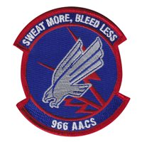 966 AACS Friday Patch