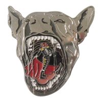 NAVSTA Rota Military Working Dogs Challenge Coin