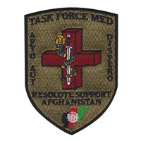 Task Force Medical - Afghanistan Patch