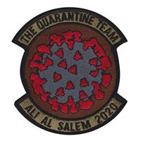 386 ELRS Quarantine Team Morale Patch