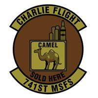 741 MSFS Charlie Flight OCP Patch