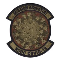 22 IS Mission Essential NSOC COVID-19 OCP Patch
