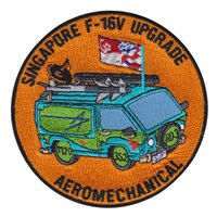 416 FLTS F-16V Aeromechanical Patch