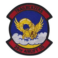 39 AS 3.5 Inch Patch