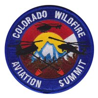 Colorado Wildfire Aviation Summit Patch