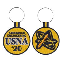 USNA Aerospace Engineering Keychain