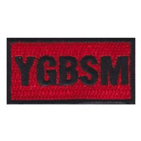 480 FS YGBSM Pencil Patch