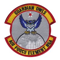 NGA - Air Force Element Patch
