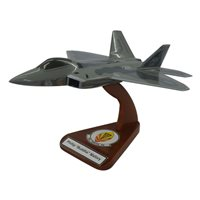 199 FS F-22 Custom Airplane Model  - View 2