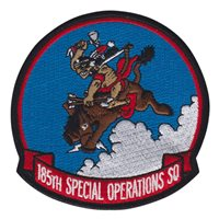 185 SOS Heritage Friday Patch