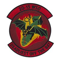 UCT Class 20-15 Patch