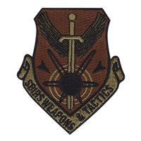 460 OSS SBIRS Weapons and Tactics OCP Patch