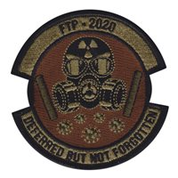 AFROTC Det 820 FTP 2020 OCP Patch
