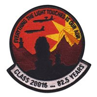 UABMT Class 20016 82.5 Years Patch