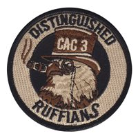 VP-16 CAC 3 Distinguished Ruffians Desert Patch