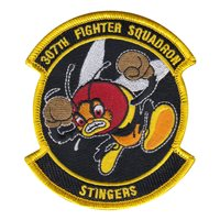 307 FS Stingers Patch