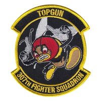 307 FS Top Gun Patch
