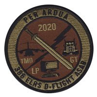 386 ELRS D-Flight ASAB Patch