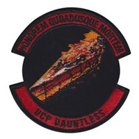 UCP Dauntless Patch