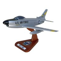 41 FIS F-86D Custom Airplane Model