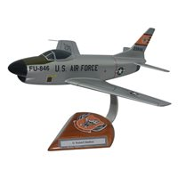 Design Your Own F-86 Sabre Custom Airplane Model