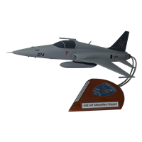 Swiss Air Force F-5E Custom Airplane Model