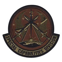 USSF SMC Special Capabilities Division OCP Patch
