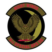 9 SOS Night Wings Subdued Patch