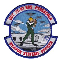 UCT Class 21-01 Patch