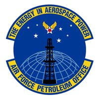 Air Force Petroleum Office Patch