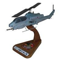HMLA-167 AH-1W Custom Airplane Model