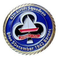 62 AS Commanders Challenge Coin