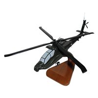 RSAF AH-64 Custom Helicopter Model