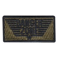 451 AEW Danger Zone Pencil Patch